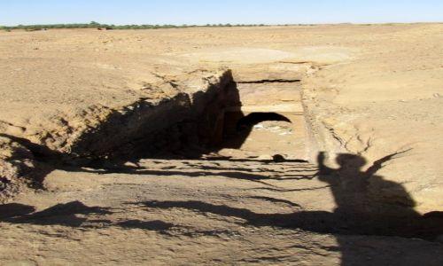 Zdjecie SUDAN / AFRYKA / NUBIA / KROLEWSKIE GROBOWCE NUBII - SUDAN