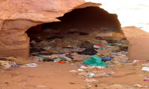 Zdjecie SUDAN / AFRYKA / NUBIA / KROLEWSKIE GROBOWCE NUBII W SUDANIE