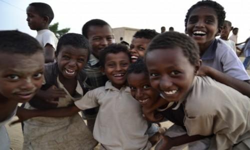 Zdjecie SUDAN / Kessala / Kessala / Szał radości z ciekawości