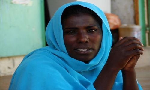 Zdjecie SUDAN / Wadim / Wadim / Dama