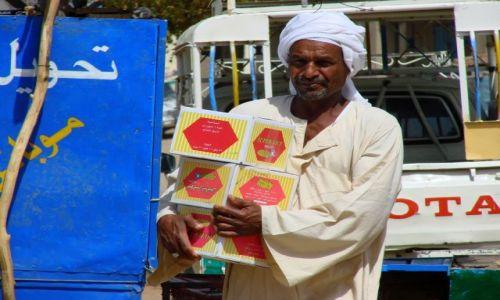 Zdjęcie SUDAN / Karma / Karma / Transport herbaty