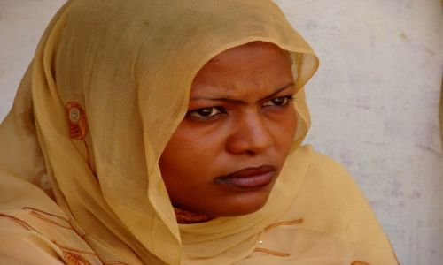 Zdjęcie SUDAN / Dongala / Dongala / Jestem