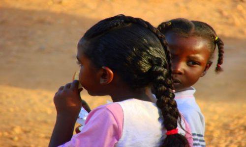Zdjęcie SUDAN / Dankala / Dankala / Przyjaciułki