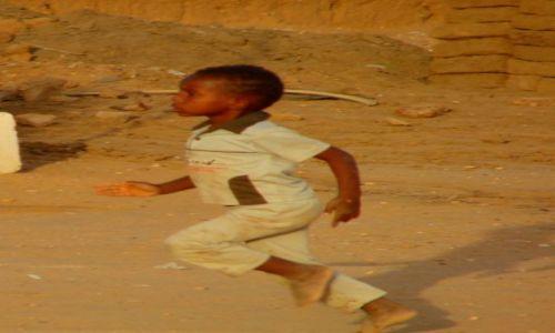 Zdjęcie SUDAN / Dongala / Dongala / Biegiem