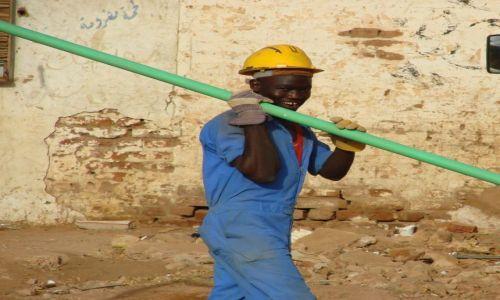 Zdjęcie SUDAN / Hartum / Hartum / PRcuje  się