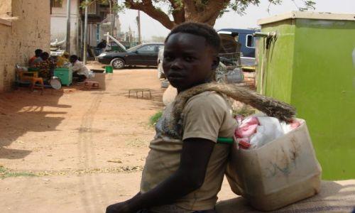 Zdjęcie SUDAN / Hartum / Hartum / Plecak