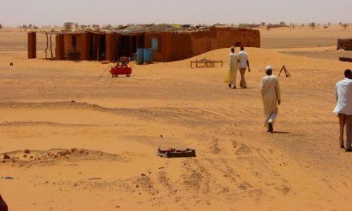 Zdjęcie SUDAN / Hartum / Hartum / Piaski dokoła