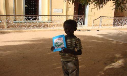 Zdjęcie SUDAN / Karma / Karma / Pierwsza czytanka