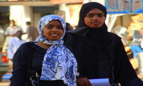 Zdjecie SUDAN / Chartum / Chartum / Sudanki