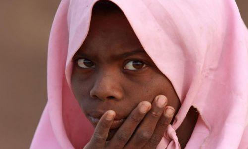 Zdjecie SUDAN / - / wioska Mafrakka / Sudanka