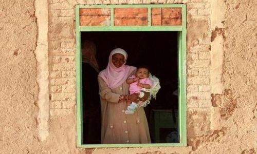 Zdjecie SUDAN / - / Karima / Okno na świat