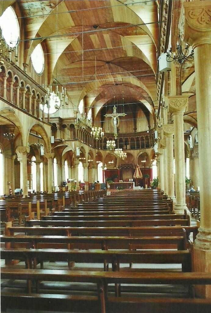 Zdjęcia: Paramaribo, Stolica, Katedra św. Piotra i Pawła, SURINAM