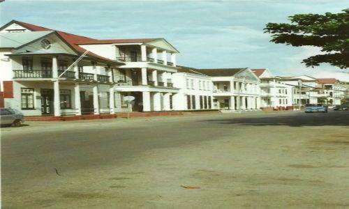 Zdjęcie SURINAM / Stolica / Paramaribo / Stare Miasto