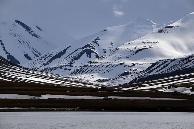 Zdjęcia: Isfjorden, Isfjorden, Svalbard, SVALBARD
