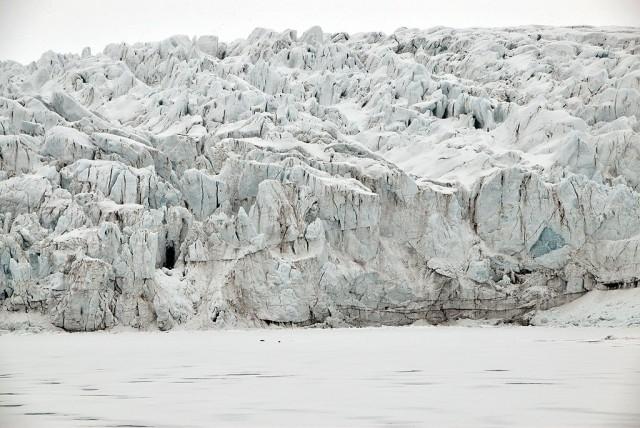 Zdjęcia: Isfjorden, Isfjorden, Esmarkbreen, SVALBARD