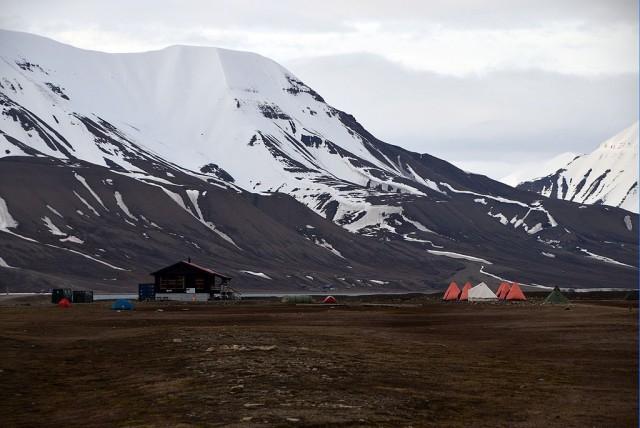 Zdjęcia: Longyearbyen, Isfjorden, Longyearbyen Camping, SVALBARD