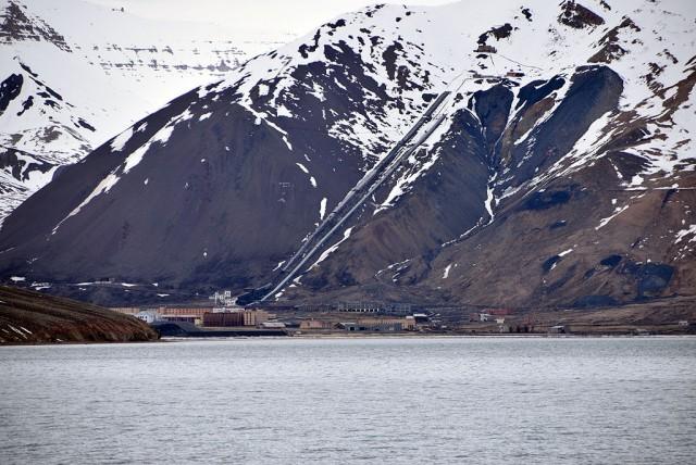 Zdjęcia: Pyramiden, Isfjorden, Pyramiden, SVALBARD