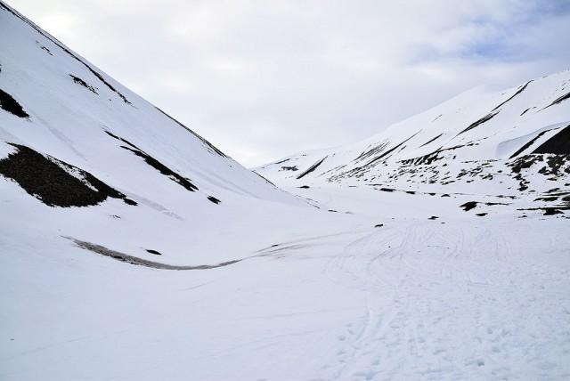 Zdjęcia: Longyearbyen, Longyearbyen, Longyearbreen, SVALBARD