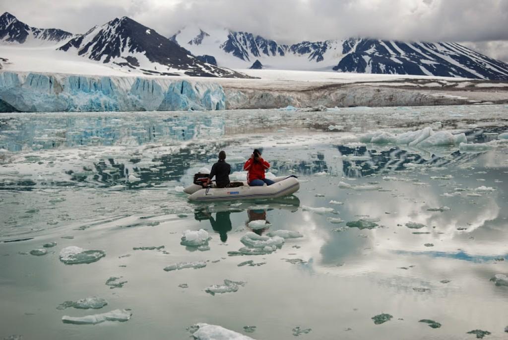 Zdjęcia: Morze Barentsa, Svalbard, Desant , SVALBARD