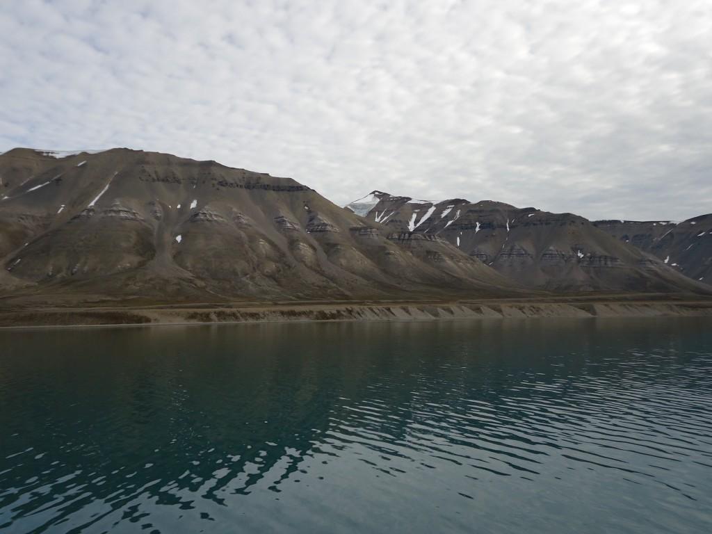 Zdjęcia: Park Narodowy Sassen-Bunsow Land, Spitsbergen, Krajobraz, SVALBARD
