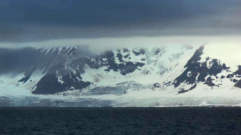 Zdjęcia: Forlandsund Ziemia Księcia Karola, Szpicbergen, Lodowy świat, SVALBARD