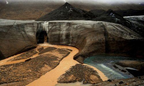 "Zdjęcie SVALBARD / Spitsbergen środkowy / Cambridgebreen / konkurs"""