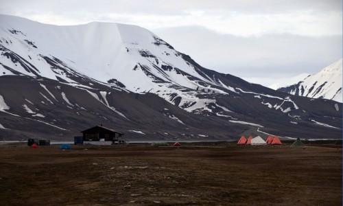 SVALBARD / Isfjorden / Longyearbyen / Longyearbyen Camping