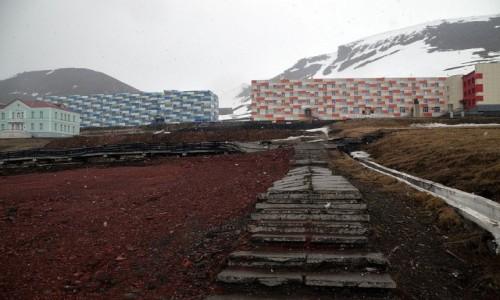SVALBARD / Isfjorden / Barentsburg / Barentsburg