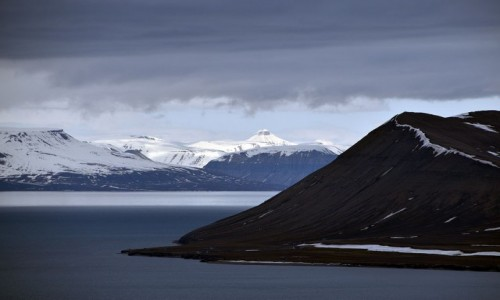 Zdjęcie SVALBARD / Isfjorden / Longyearbyen / Svalbard