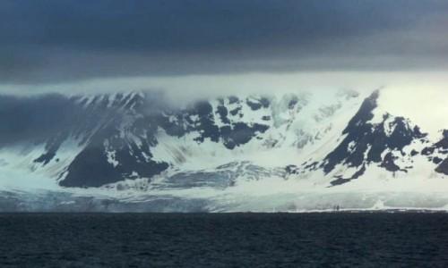 Zdjecie SVALBARD / Szpicbergen / Forlandsund Ziemia Księcia Karola / Lodowy świat
