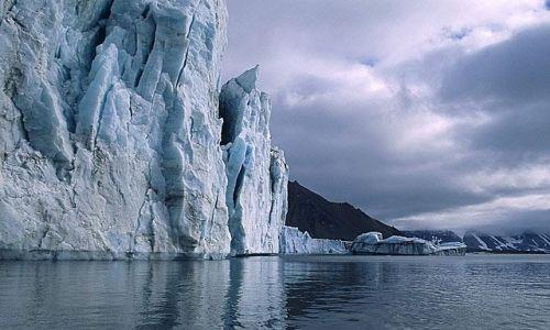 Zdjecie SVALBARD / Spitsbergen / Hornsund / Krajobrazy Spit