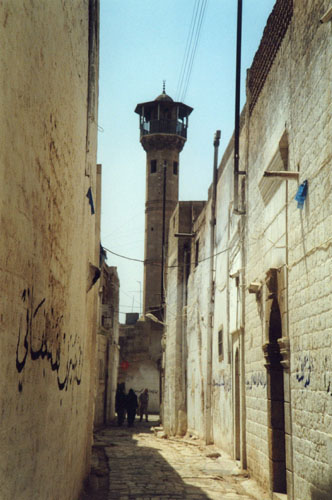 Zdj�cia: Aleppo, Uliczka, SYRIA