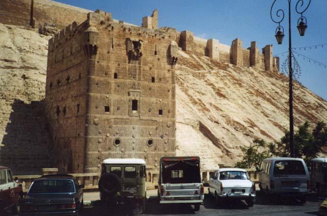 Zdjęcia: Aleppo, Cytadela, SYRIA