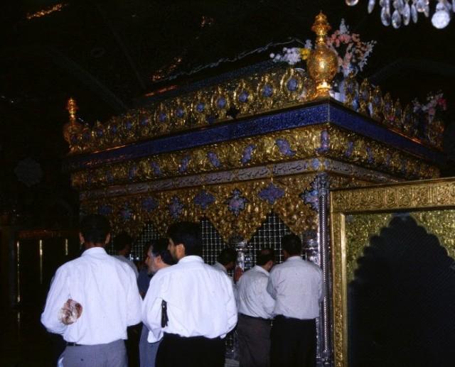 Zdjęcia: Damaszek, Środkowa Syria, Miejsce spoczynku relikwi św. Jana Chrzciciela, SYRIA