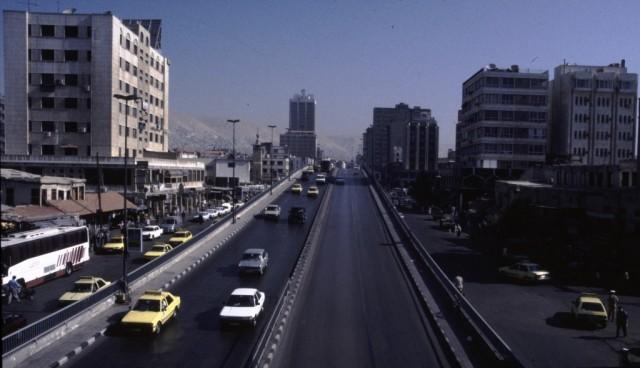 Zdjęcia: Damaszek, Środkowa Syria, Damaszek, SYRIA