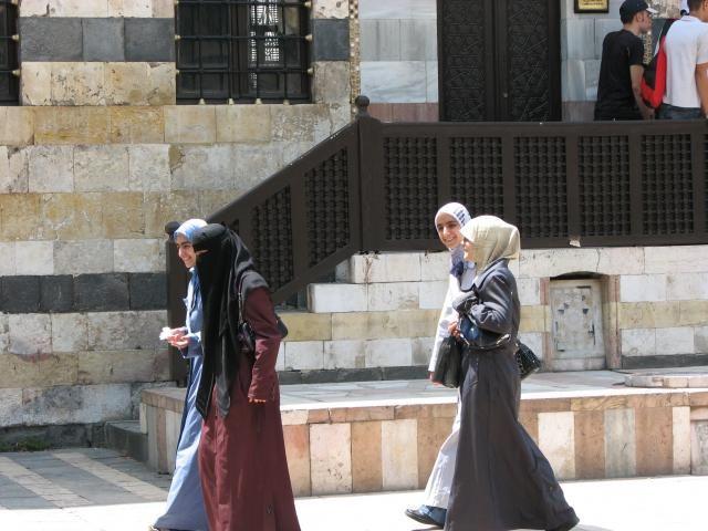 Zdjęcia: Damaszek, Zwykli Ludzie, SYRIA
