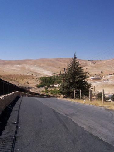 Zdjęcia: Maalula, Maalula u podnóży gór Antyliban, SYRIA