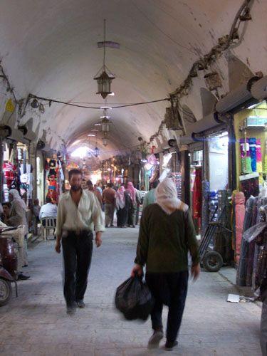 Zdjęcia: Aleppo, Suk w Aleppo, SYRIA