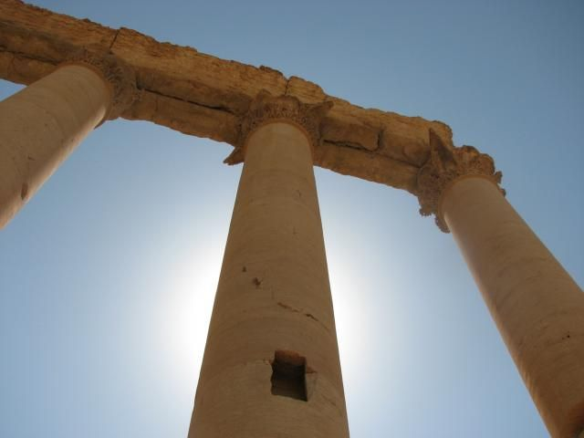 Zdj�cia: Palmyra, bez tytu�u, SYRIA