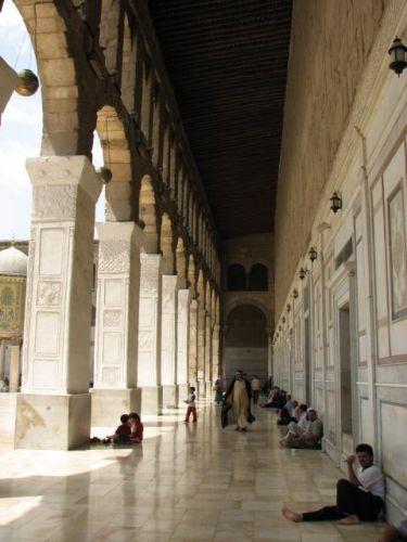 Zdjęcia: Damaszek, Meczet Umajjadów, SYRIA