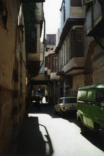 Zdjęcia: Damaszek, Uliczka, SYRIA