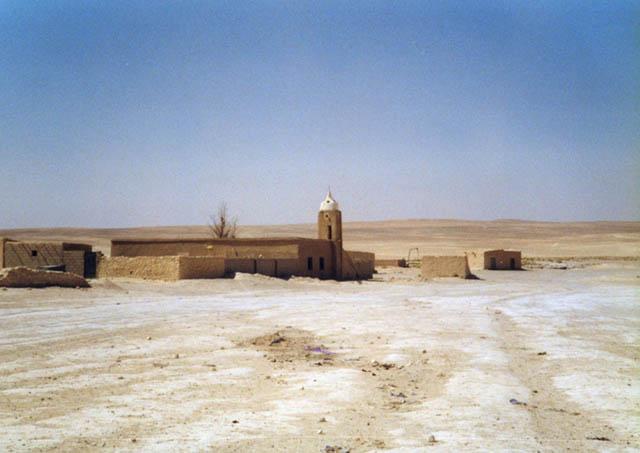 Zdjęcia: Pustynia syryjska, Beduińska wioska, SYRIA