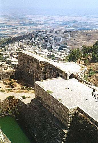 Zdjęcia: Krak des Chevaliers, SYRIA