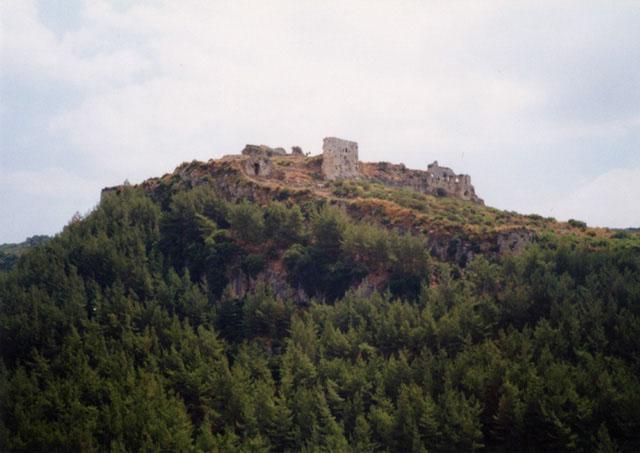 Zdjęcia: Zamek Saladyna, SYRIA