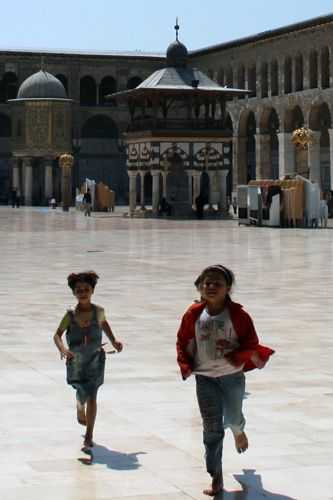 Zdj�cia: Damaszek, Wielki Meczet Umajjad�w, SYRIA