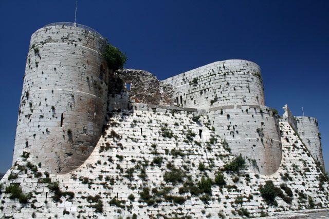 Zdj�cia: Krak des Chevaliers, Krak des Chevaliers, SYRIA