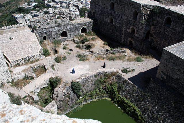 Zdjęcia: Krak des Chevaliers, Krak des Chevaliers, SYRIA