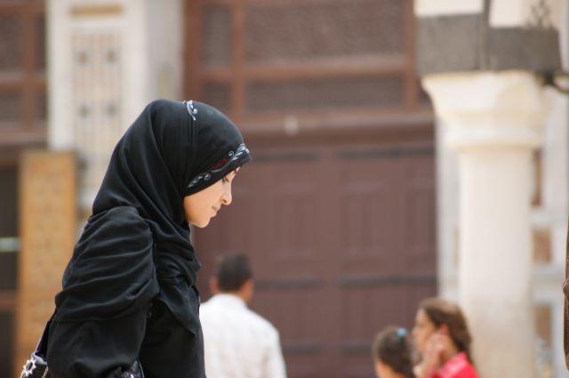 Zdjęcia: Damaszek, pielgrzymi 3, SYRIA