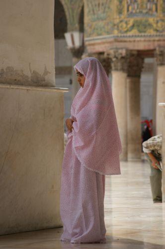 Zdjęcia: Damaszek, pielgrzymi 4, SYRIA