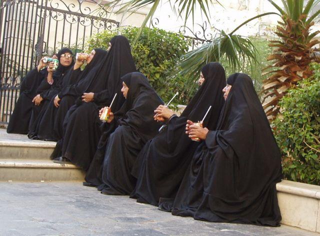 Zdjęcia: koło meczetu, Damaszek, Właśnie Coca-Cola, SYRIA